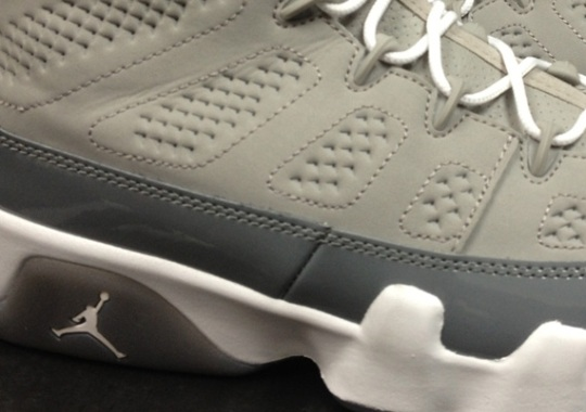 "Air Jordan IX ""Cool Grey"" – Available Early on eBay"