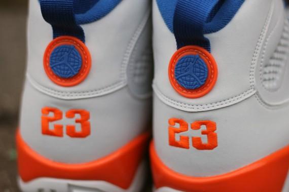 """Air Jordan IX """"Fontay Montana"""" – Arriving at Retailers"""
