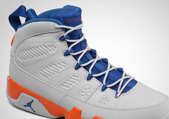 "Air Jordan IX ""Fontay Montana"" – Release Reminder"