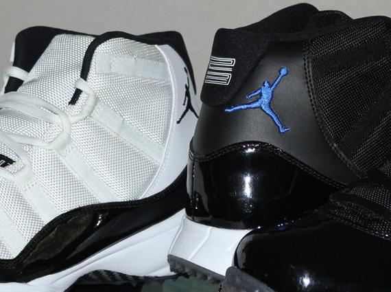 dcb6dd41fa1 Air Jordan XI Turf Trainer - Space Jam + Concord PE s on eBay ...