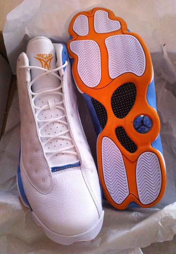 new styles d05d5 e3fa8 Air Jordan XIII - Carmelo Anthony