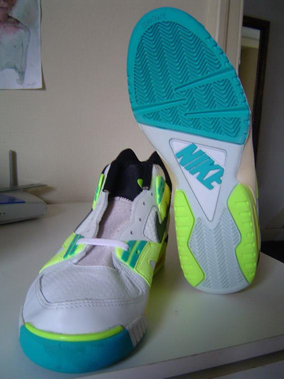 Nike Air Tech Challenge Iii 1990