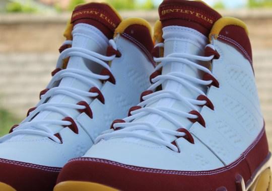 "Air Jordan IX ""Bentley Ellis"" – Release Reminder"