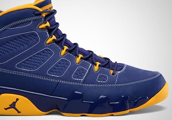 """Air Jordan 9 Calvin Bailey Air Jordan IX """"Ca..."""