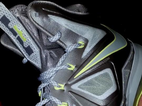 """Canary"" Nike LeBron X"
