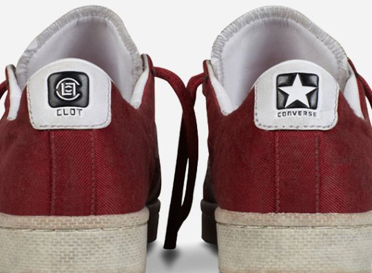 CLOT x Converse First String Pro Leather