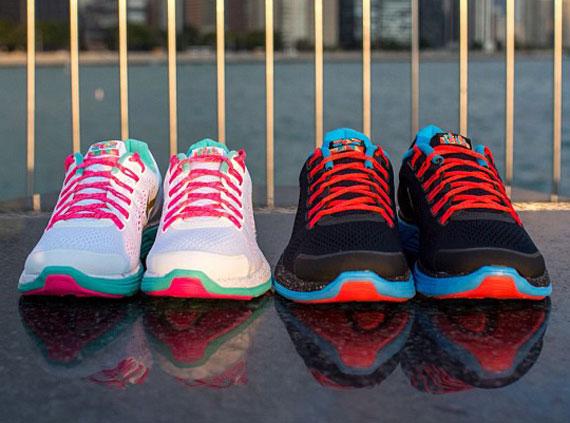 ae4fae4bd7ff ... ireland cody hudson x nike lunarglide 4 chicago marathon sneakernews  aecb2 9eebd