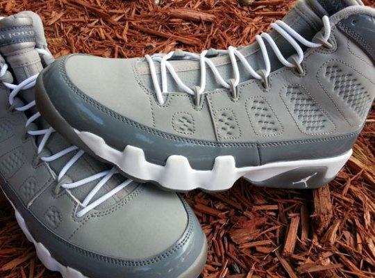"""""""Cool Grey"""" Air Jordan IX Retro"""