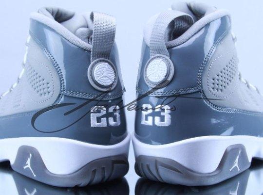 """Air Jordan IX """"Cool Grey"""""""