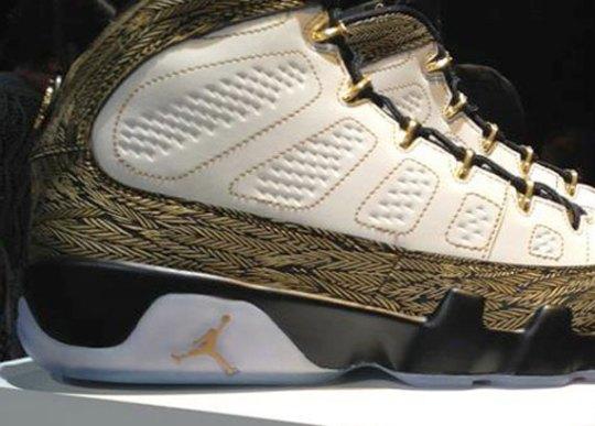 """""""Doernbecher"""" Air Jordan IX"""