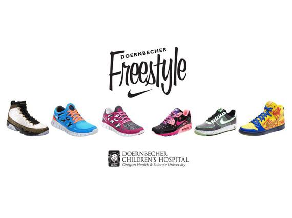 Nike Doernbecher Freestyle 2012 Élection