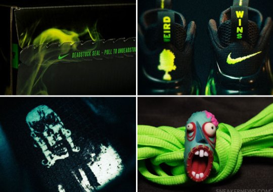 "Nike Air Foamposite One ""ParaNorman"" – Detailed Breakdown"