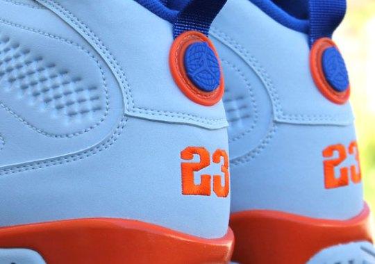 "Air Jordan IX ""Fontay Montana"" – Release Date"