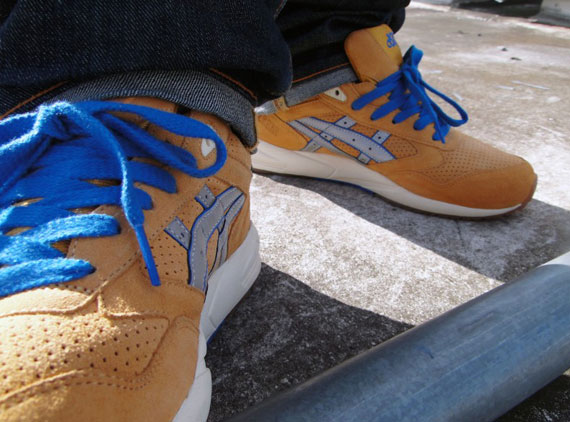 asics foot patrol gel saga