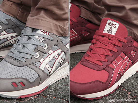 "Highs & Lows x Asics ""Bricks & Mortar"" Pack – Release Delayed"