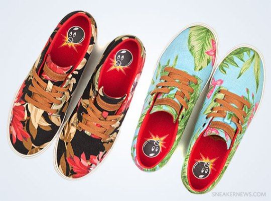 "The Hundreds Johnson Low ""Tropic"" Pack"
