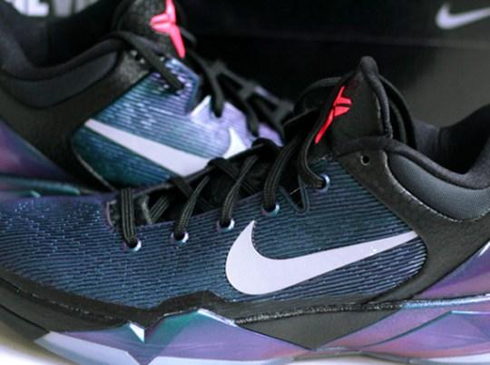 "Nike Zoom Kobe 7 ""Invisibility Cloak"" – Release Reminder"