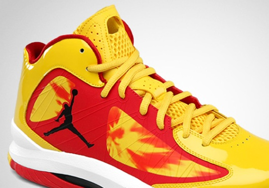 "Jordan Aero Flight ""Hulk Hogan"""