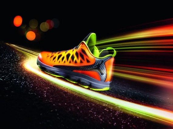 Jordan CP3.VI – Nitro Inspired Colorways