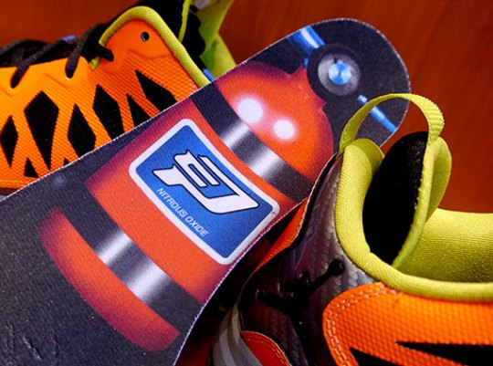 "Jordan CP3.VI ""Nitro Pack"" – Total Orange"