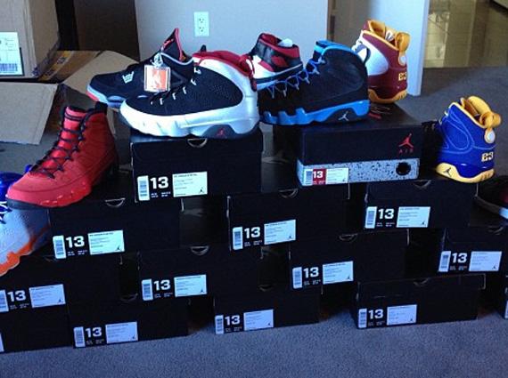 Team Jordan Sneaker Signing Bonus - Gov