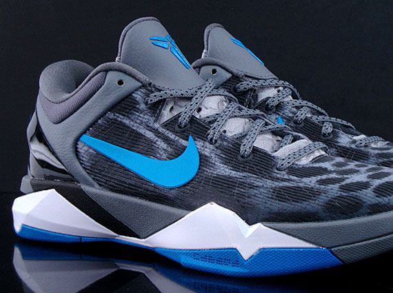 dd6252aff724 Advertisement. Could it be that the grey cheetah pair of Nike Zoom Kobe  VII s ...