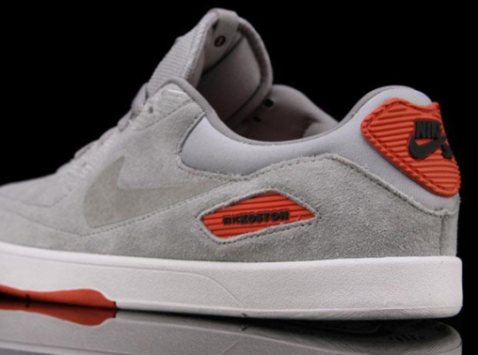 "Nike SB Koston X Heritage ""Infrared"" – Available"