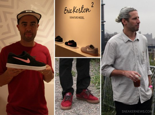 Sneaker News Talks Nike Skateboarding with Eric Koston and Stefan Janoski