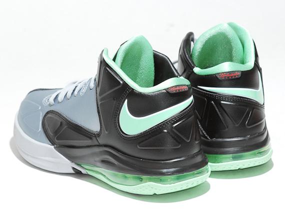 best service 2bb64 59f46 Nike LeBron Ambassador V Wolf Grey Tourmaline-Black-University Red 536568- 002. Advertisement. Photos  kenlu