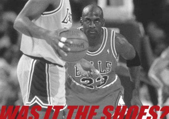 Michael Jordan Named 1988 Defensive Player of the Year