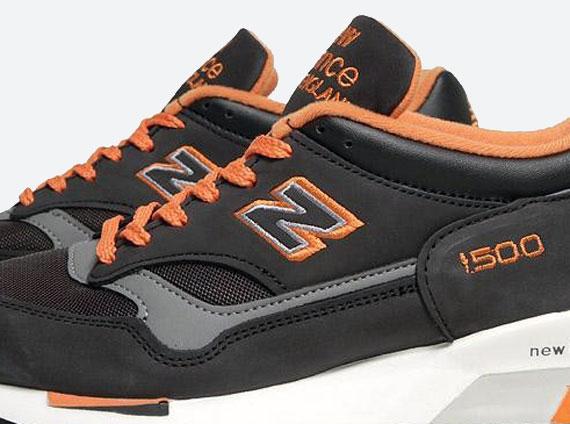 New Balance 1500 - Anthracite - Grey - Orange - SneakerNews.com e35d351b19ec