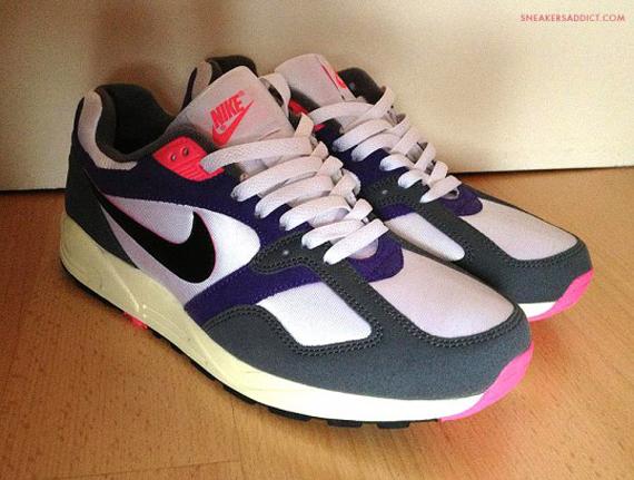 designer fashion e7e7b 7b830 Nike Air Base II - White - Dark Grey - Court Purple   OG Colorway ...