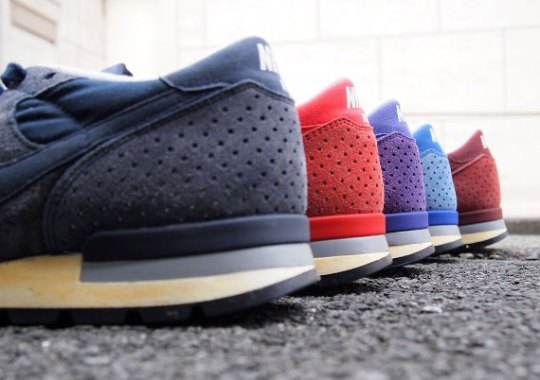 Nike Air Epic VNTG – Holiday 2012 Colorways