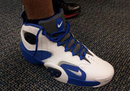 Nike Air Flight One – White – Royal | Release Date
