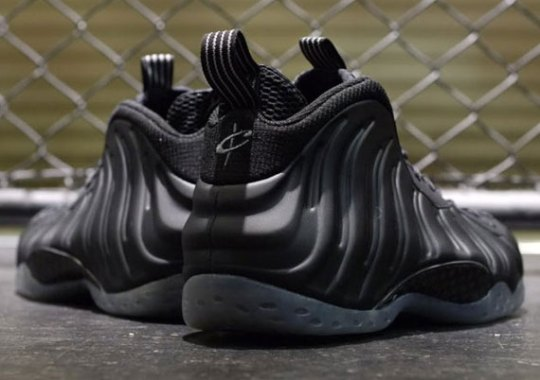 "Nike Air Foamposite One ""Stealth"" – Asia Release Info"