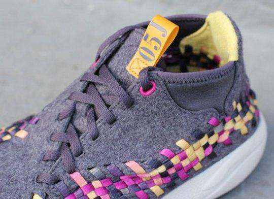 "Nike Air Footscape Woven Chukka ""Gridiron"""