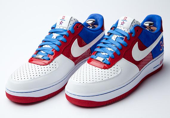 Nike Air Force 1 Bespoke \
