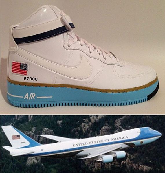 nike air force 1 presidential