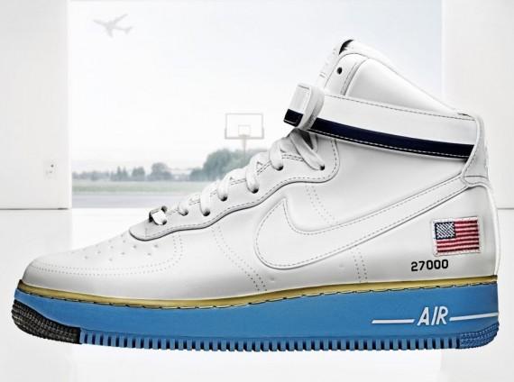 La Force Aérienne Présidentielle Un Chaussures À Vendre