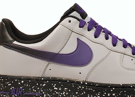9331574bffb4 Nike Air Force 1 Low - Wolf Grey - Court Purple - SneakerNews.com