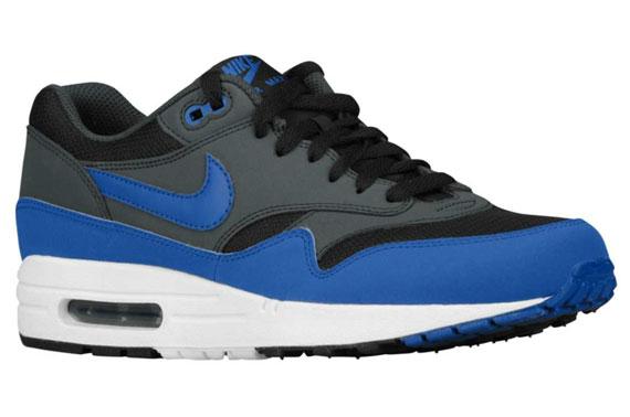 cheap for discount 7f532 85604 Nike Air Max 1 - Black - Dark Royal - Anthracite - White ...