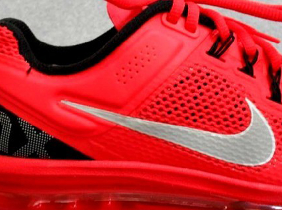 all red 2013 air max