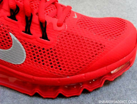 air max 2013 all red