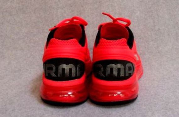 air max 2013 red and black