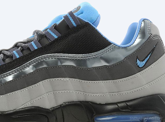 Nike Air Max 95 Black Blue