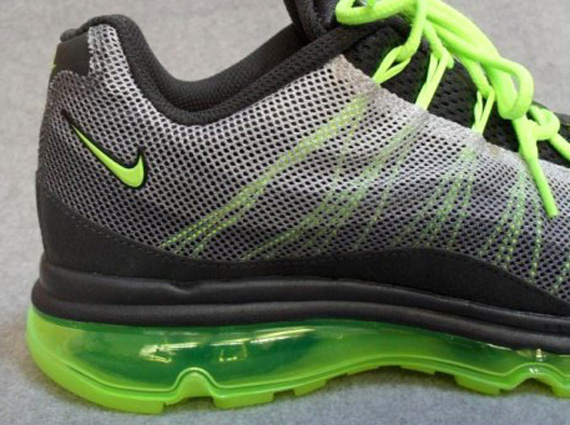 Nike Air Max 95 Dynamic Flywire quot Neonquot