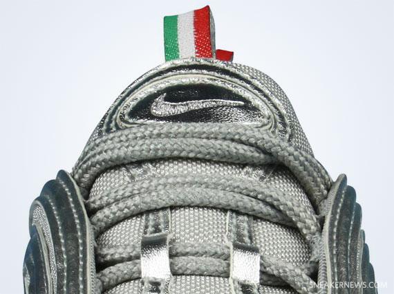 Nike Air Max 97 Silver Italy