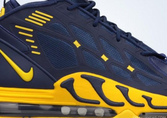new arrival f311f 2814f Nike Air Max Pillar – Midnight Navy – Varsity Maize   Release Date