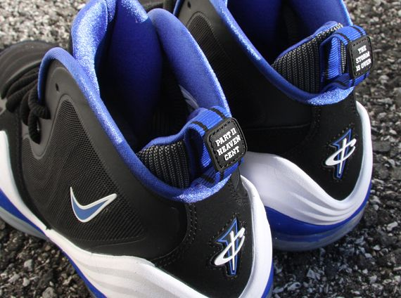 Nike Air Penny V quot Orlandoquot Updated Release Info
