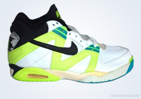Classics Revisited: Nike Air Tech Challenge III (1990)